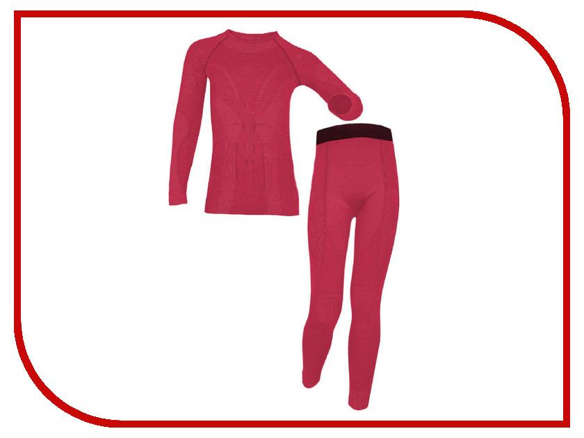 Комплект Brubeck Extreme Merino 128-134 Pink KP10050<br>