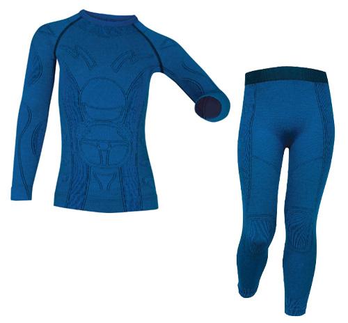 Комплект Brubeck Extreme Merino 116-122 Blue KP10060<br>