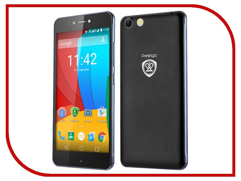 Сотовый телефон Prestigio Muze D3 Black PSP3530DUOBLACK<br>