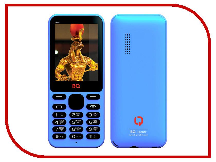 Сотовый телефон BQ BQM-2401 Luxor Light Blue