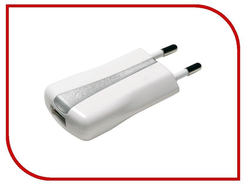Зарядное устройство Cellular Line USB 1000mA White ACHUSBCOMPACIPHONE