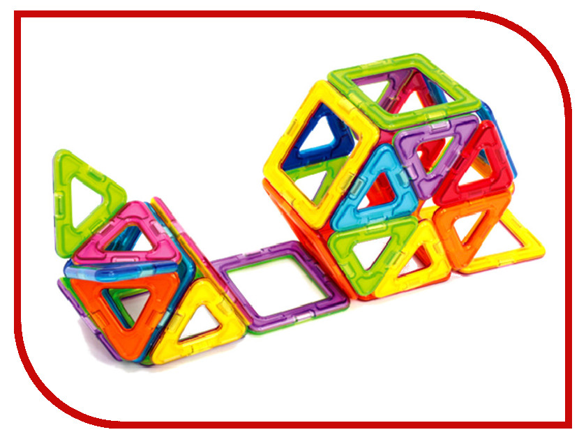 Игрушка Конструктор Magformers Увлекательная Математика 63109<br>