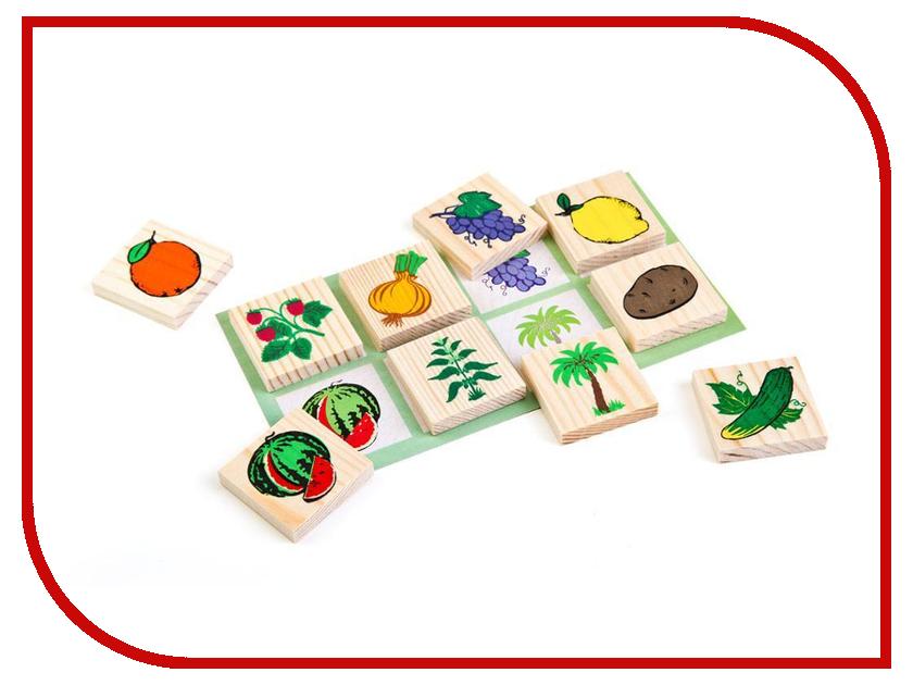 Настольная игра Томик Лото Растительный мир 6-2222-1 томик домино репка