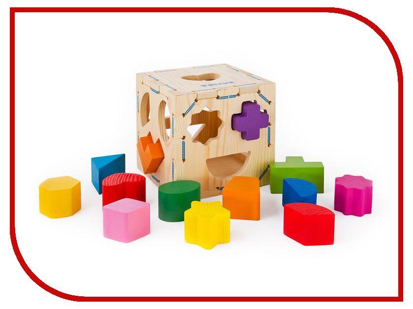 Игрушка Томик Геометрические фигуры 967 томик домино репка