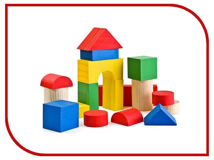 Конструктор Томик Цветной 6678-26 томик деревянный конструктор цветной 26 деталей