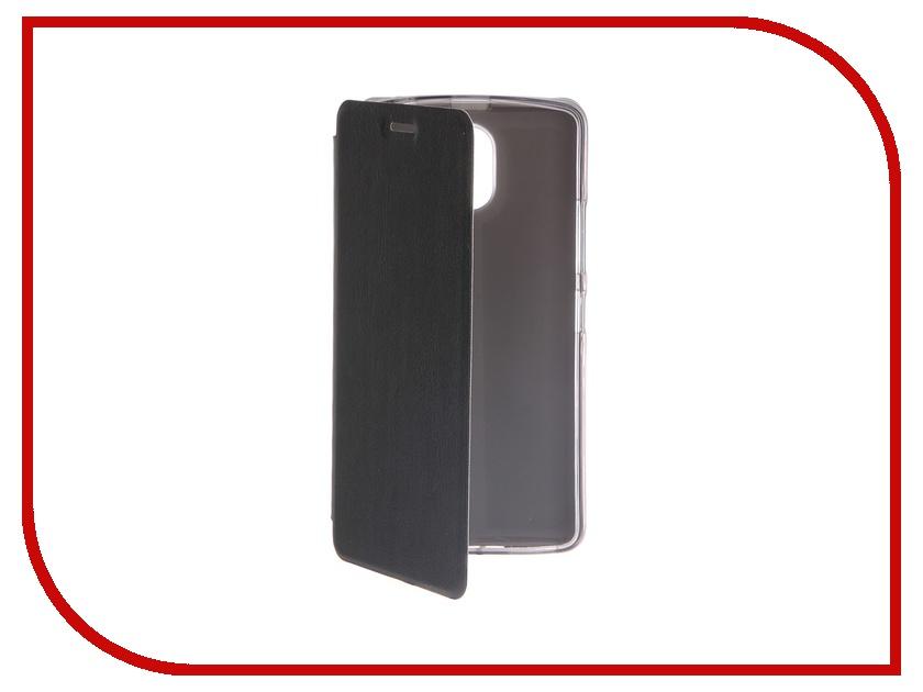 ��������� ����� Lenovo Vibe P1m SkinBox Lux Black T-S-LP1ma40-003