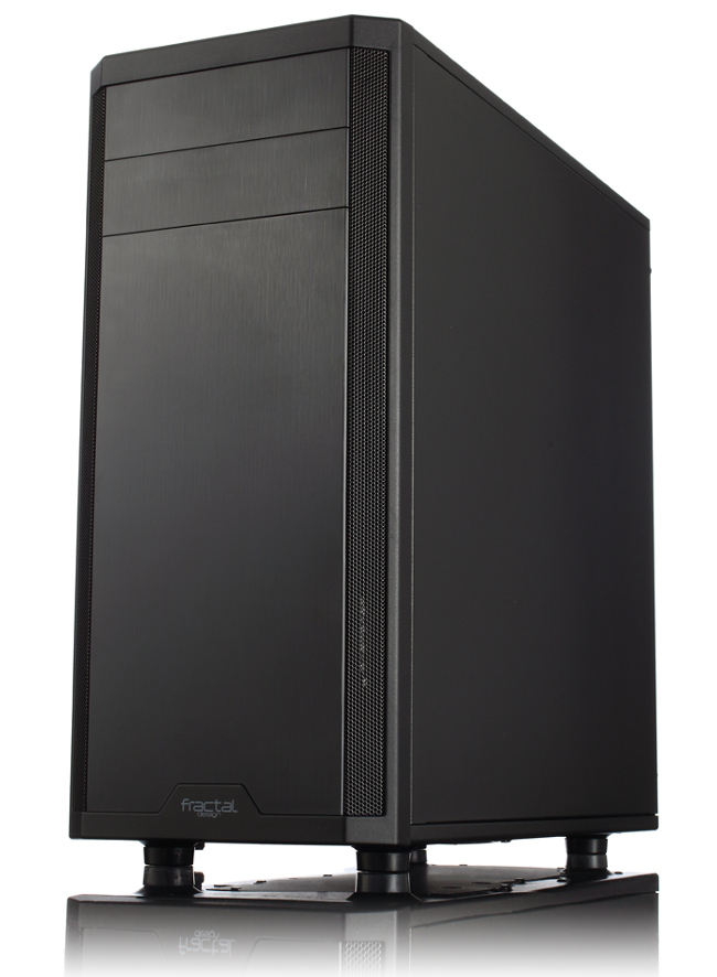 Корпус Fractal Design Core 2300 Black