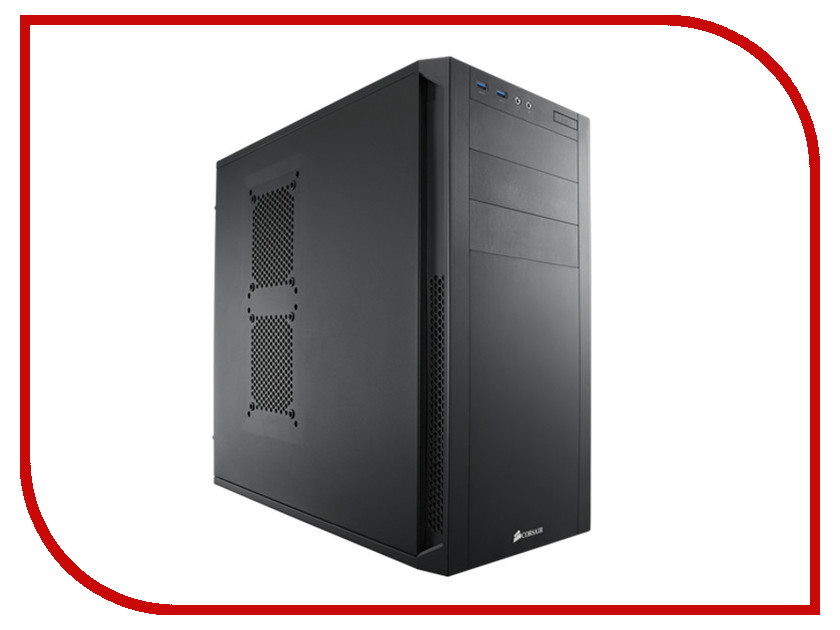 Корпус Corsair Carbide Series 200R CC-9011023-WW Black