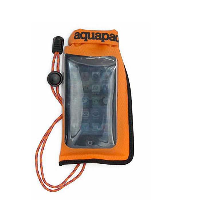Аквабокс Aquapac Mini Stormproof Phone Case Orange 034