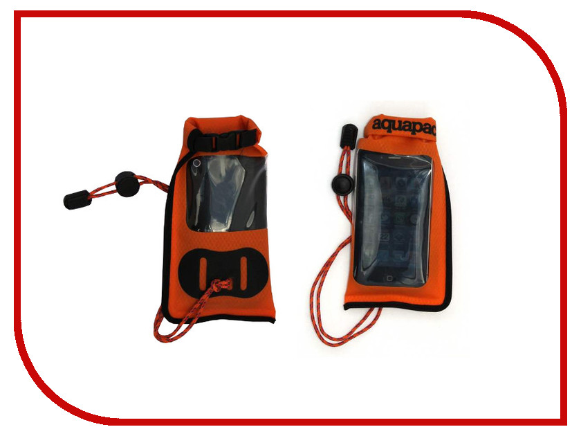 Аквабокс Aquapac Small Stormproof Phone Case Orange 035
