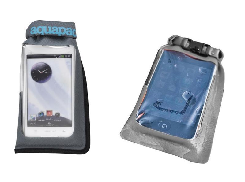 Аквабокс Aquapac Mini Stormproof Phone Case Grey 044