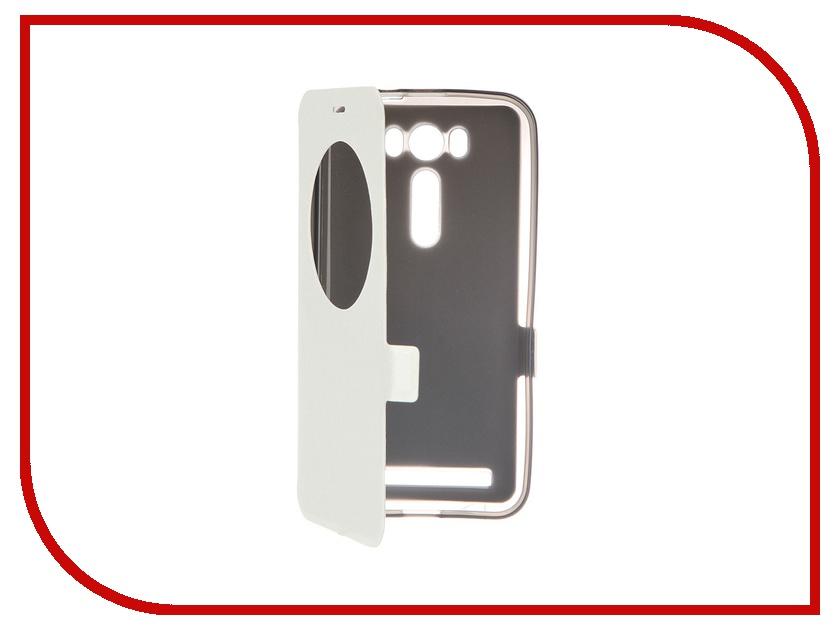 Аксессуар Чехол-книжка ASUS ZenFone Laser 2 ZE500KL / ZE500KG Prime Book AW White T-P-AZ500KL-05<br>