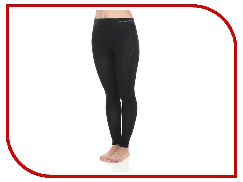 Кальсоны Brubeck Active Wool M Black LE11700 / LE11830 женские