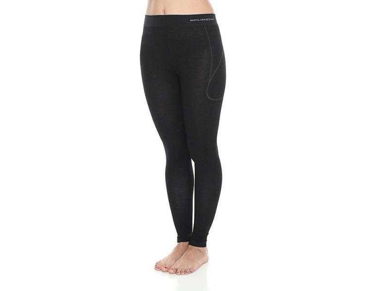 Кальсоны Brubeck Active Wool XL Black LE11700 женские<br>