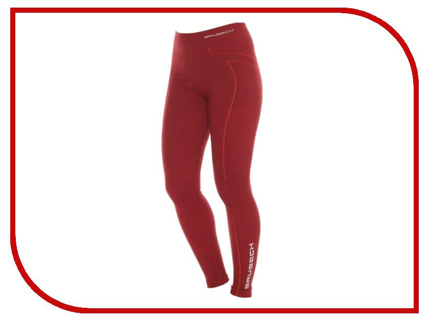 цена на Кальсоны Brubeck Wool Merino L Bordo LE10300 / LE11130