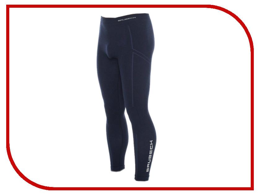 цена на Кальсоны Brubeck Wool Merino XL Dark Blue LE10310 / LE11120 мужские