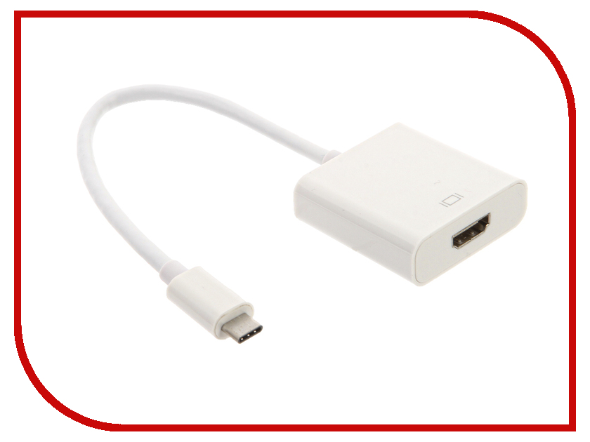Аксессуар Espada USB 3.1 Type C to HDMI EUSBCHDMI<br>