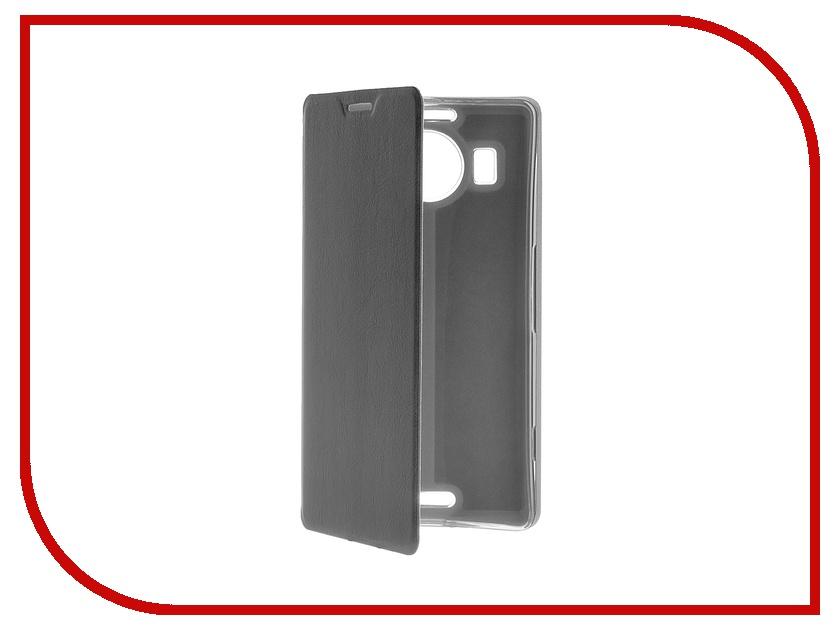 Аксессуар Чехол Microsoft 950XL SkinBox Lux Black T-S-M950XL-003<br>
