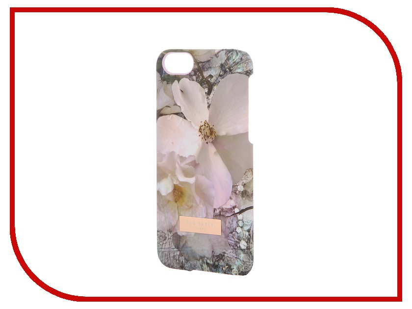 Аксессуар Чехол Ted Baker Soft Feel Hard Shell для iPhone 6 / 6S Malissa Tiled Floral 33293 / 36089<br>