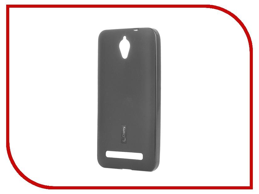Аксессуар Чехол-накладка ASUS ZenFone C ZC451CG Cherry Black 8270 аксессуар чехол asus zenfone c zc451cg ultra slim gold gc gazcbgo