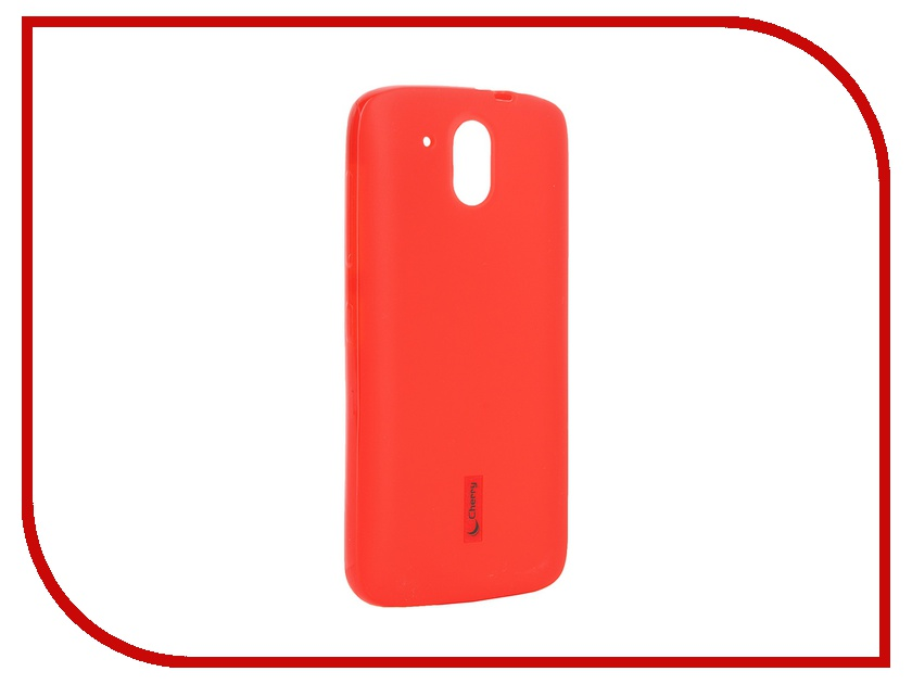 Аксессуар Чехол-накладка HTC Desire 526G Cherry Red 8275<br>