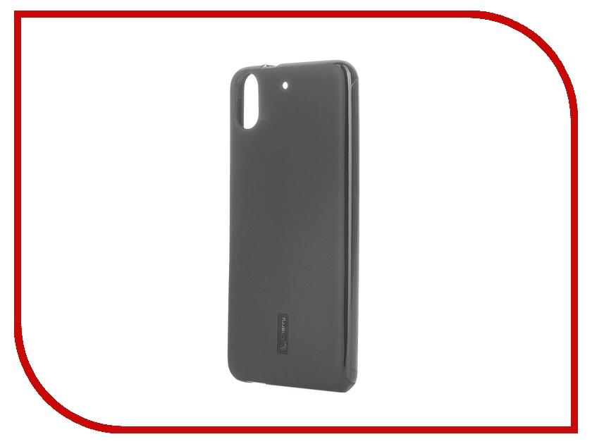Аксессуар Чехол-накладка HTC Desire 626 / 626G Dual Sim / 626G+ Dual Sim / 628 Cherry Black 8278