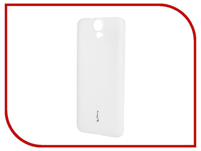 ��������� �����-�������� HTC One E9 Cherry White 8279