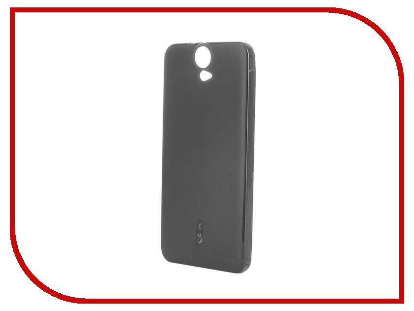 Аксессуар Чехол-накладка HTC One E9 Cherry Black 8282<br>