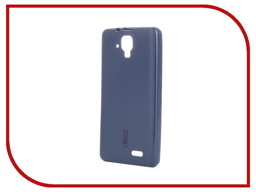 Аксессуар Чехол-накладка Lenovo A536 Cherry Dark Blue 8302