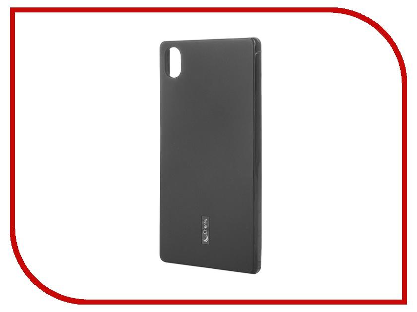 Аксессуар Чехол-накладка Sony Xperia Z5 Cherry Black 8229