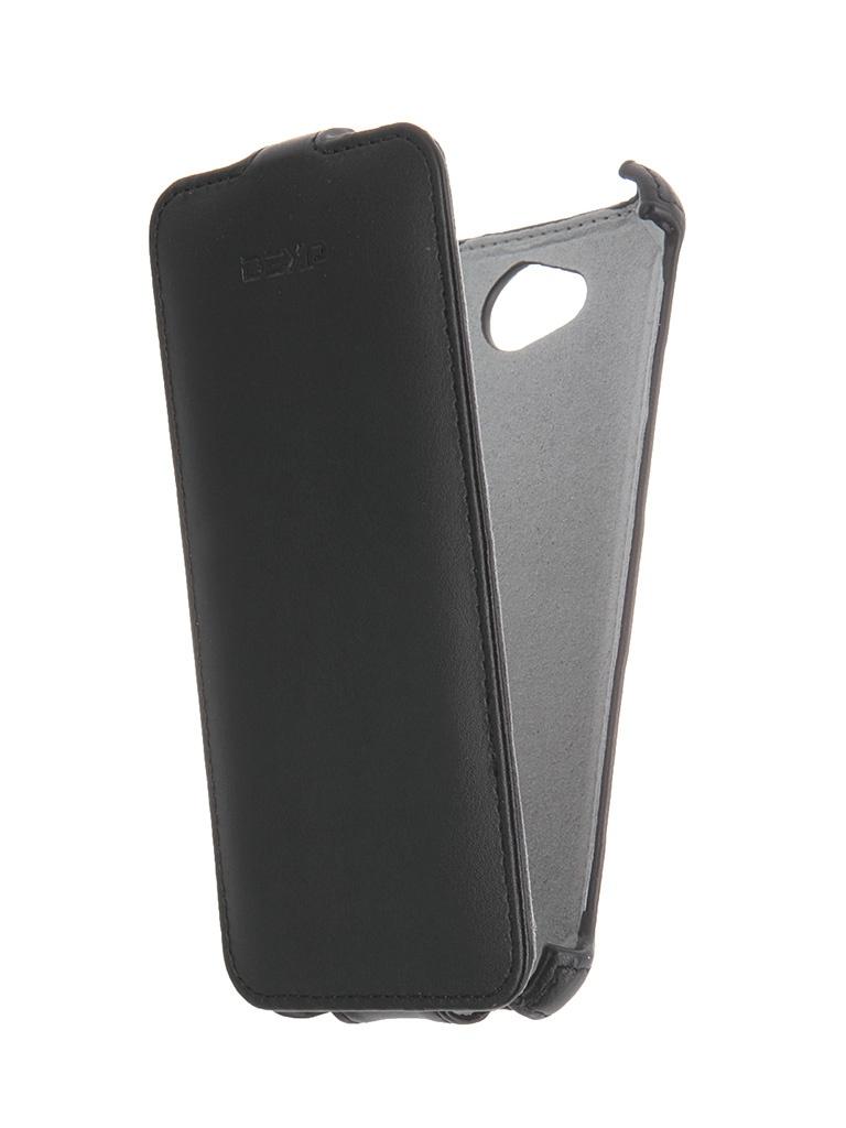 Аксессуар Чехол-флип DEXP Ixion E150 Black<br>
