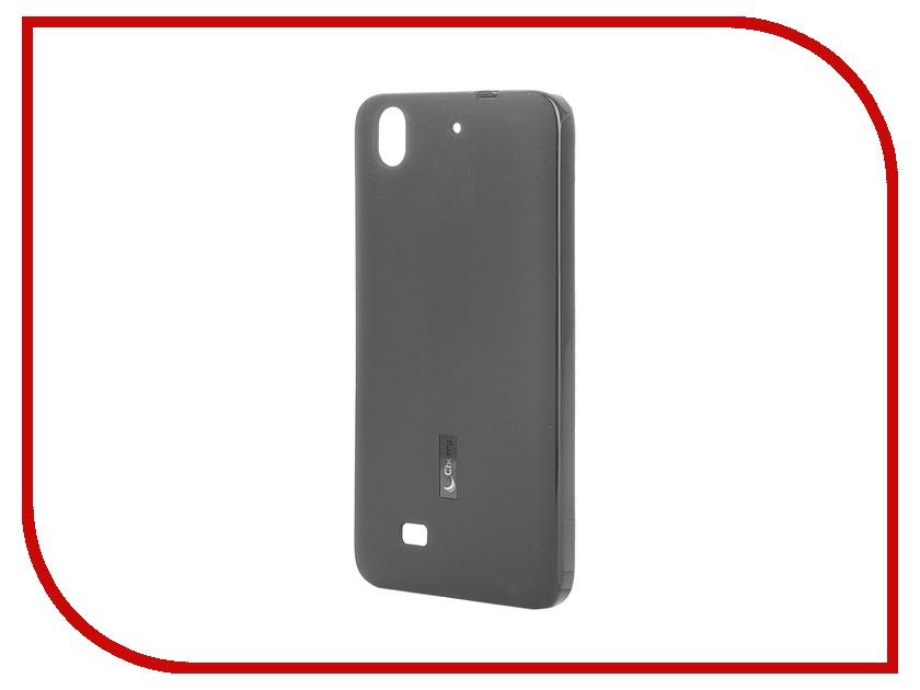 Аксессуар Чехол-накладка Huawei Ascend G620 Cherry Black 8285<br>
