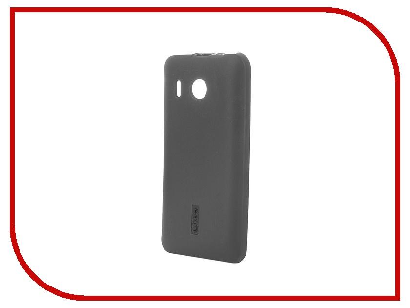 Аксессуар Чехол-накладка Huawei Ascend Y320 Cherry Black 8295 аксессуар чехол накладка asus zenfone c zc451cg cherry black 8270