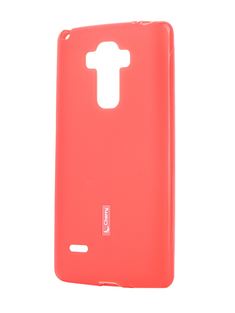 Аксессуар Чехол-накладка LG G4 Stylus H540F Cherry Red 8306<br>
