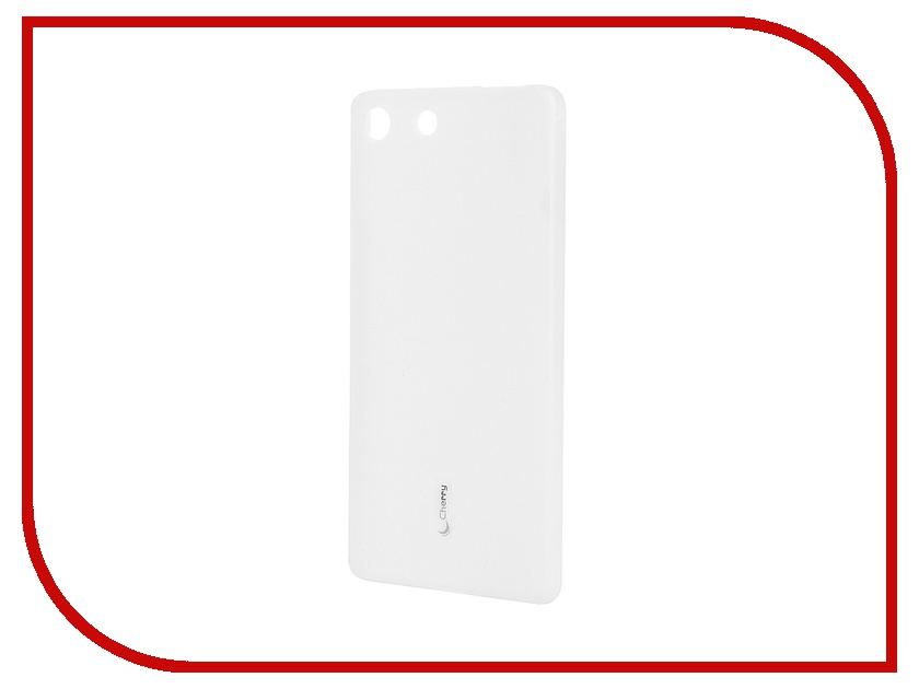 ��������� �����-�������� Sony Xperia M5/M5 Dual Cherry White 8316
