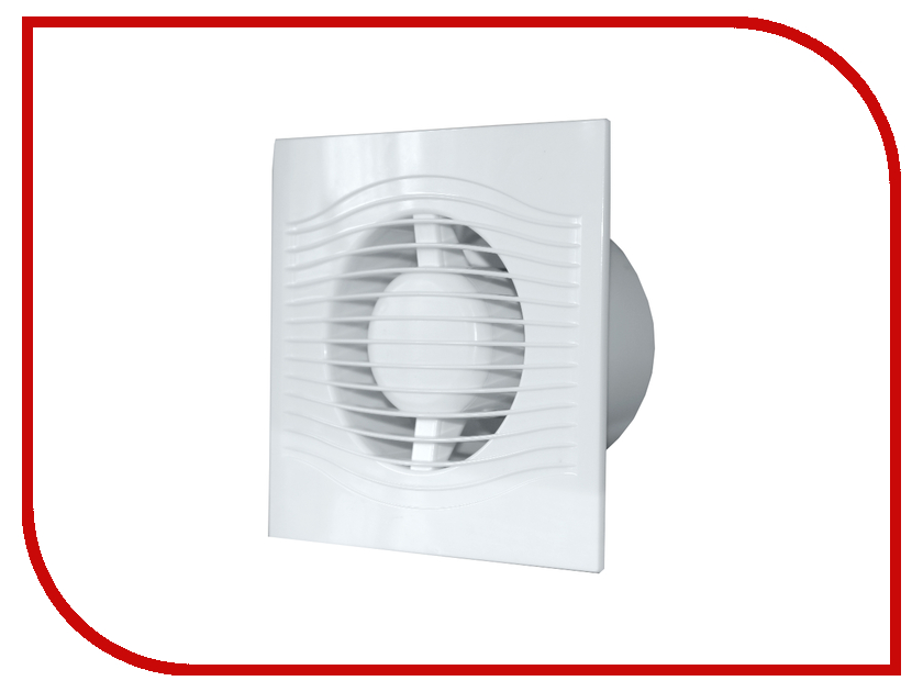 Вытяжной вентилятор Эра Slim 6C