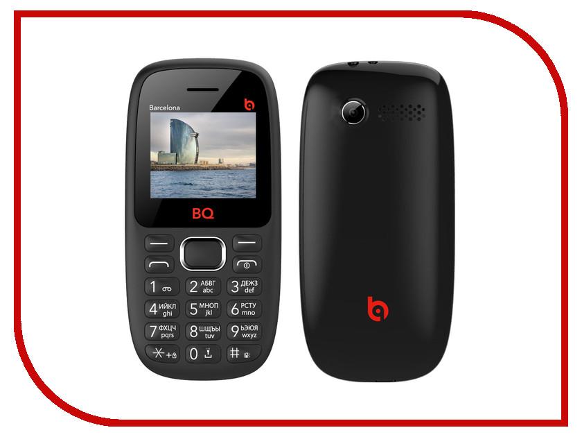 Сотовый телефон BQ BQM-1820 Barcelona Black