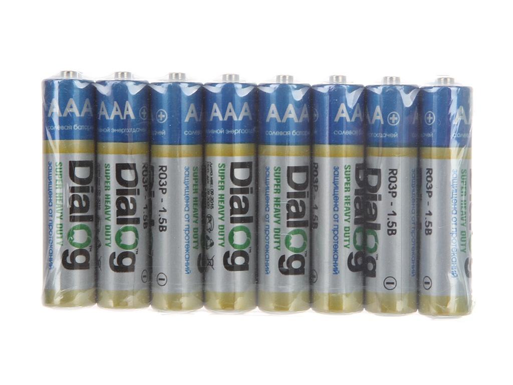 Батарейка AAA - Dialog LR03-16S (16 штук)