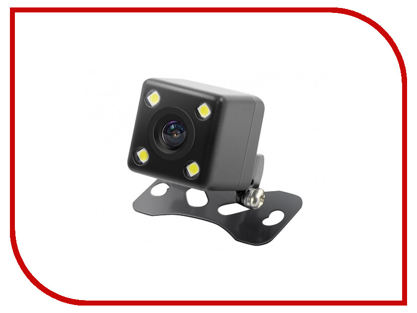Камера заднего вида Rolsen RRV-180 Black