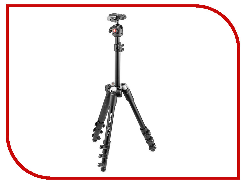 Штатив Manfrotto MKBFR1A4D-BH