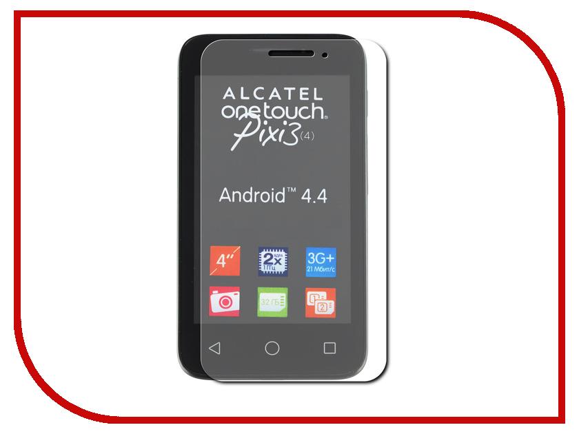Аксессуар Защитная пленка Alcatel OneTouch 4013 Pixi 3 (4) Red Line