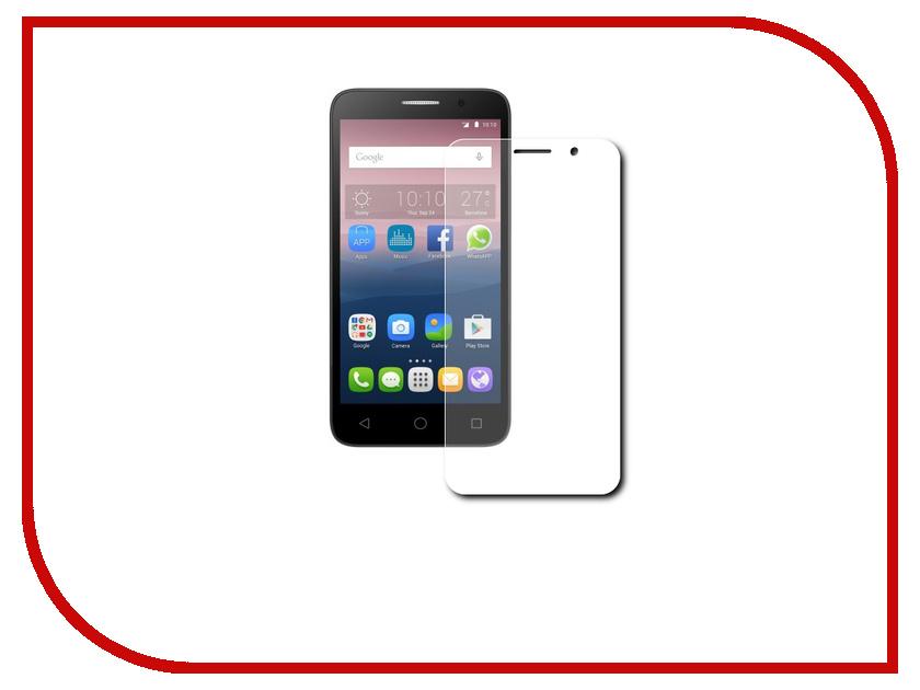 Аксессуар Защитная пленка Alcatel OneTouch 5025 Red Line