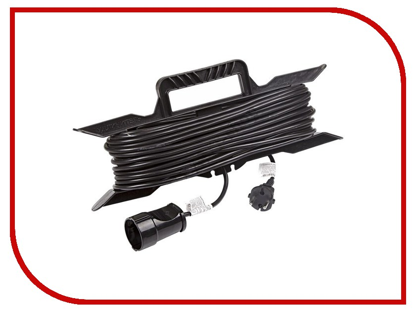 Удлинитель Rexant 1 Sockets 20m Black 11-5220<br>