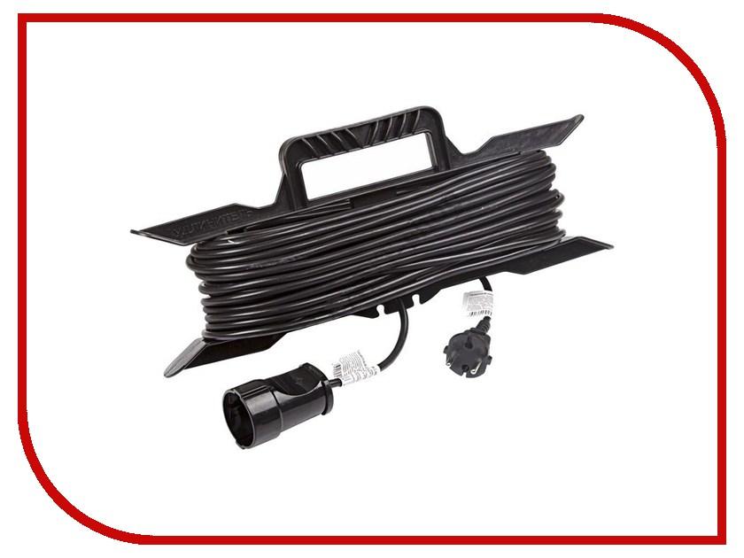 Удлинитель Rexant 1 Sockets 40m Black 11-5240<br>
