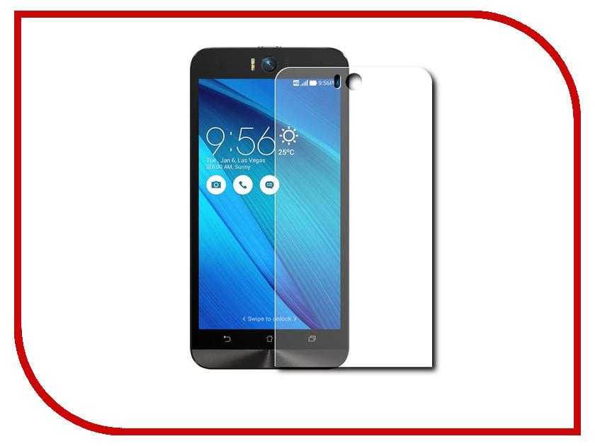 Аксессуар Защитная пленка ASUS ZenFone Selfie ZD551KL Red Line матовая<br>