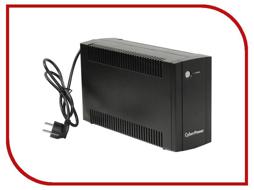 Источник бесперебойного питания CyberPower UT1050EI источник бесперебойного питания cyberpower ut450e