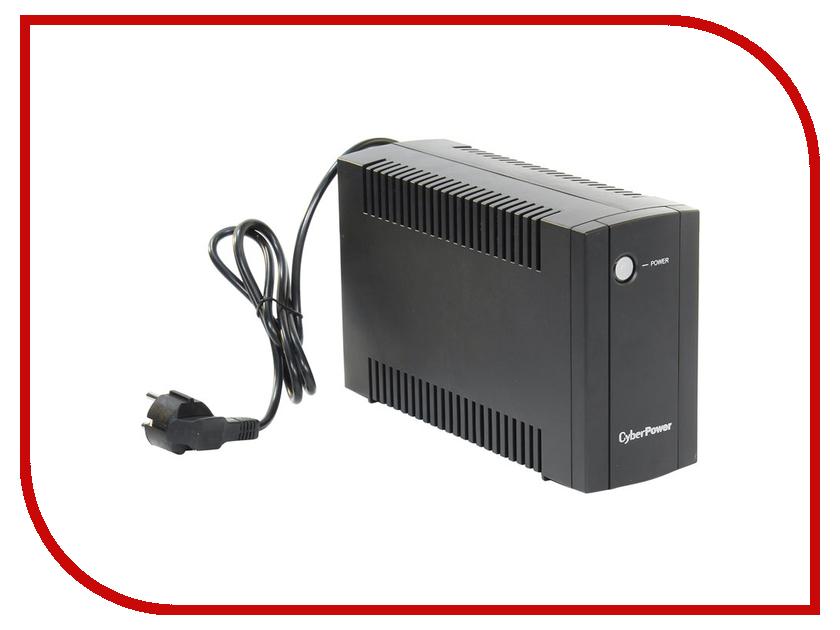 Источник бесперебойного питания CyberPower UT650EI источник бесперебойного питания cyberpower ut450e