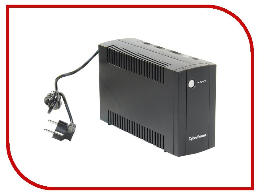 все цены на Источник бесперебойного питания CyberPower UT650E онлайн
