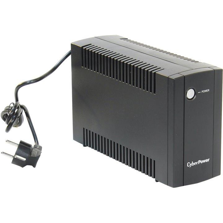Источник бесперебойного питания CyberPower UT650E ибп cyberpower ut650e 2 euro
