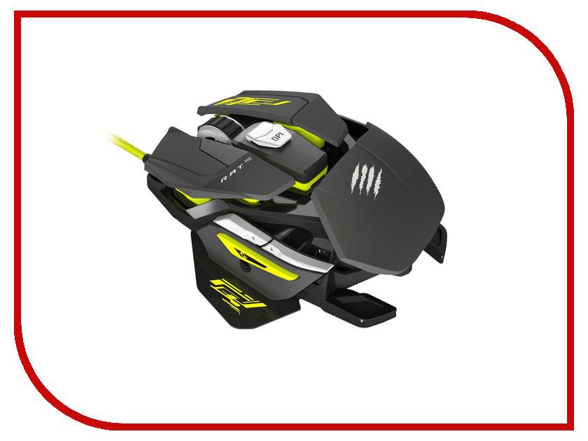 Мышь Mad Catz R.A.T PRO S + игровой бонусный код мышь mad catz rat 1 black red mcb4373800a3 06 1